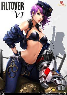 League of Legends Vi