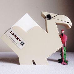 lojafine's photo on Instagram. Lenny porta recado e o flamingo amor!