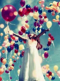 ~L❤️VE BalloOns... #AngelCaprice #AngelCapriceWright