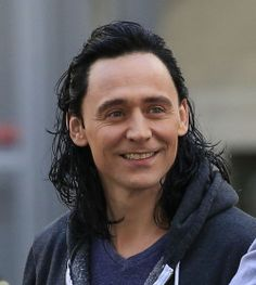 Tom as Loki