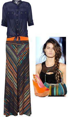 LOLO Moda: See more styles on:  http://lolomoda.com/elegant-summer-dress/