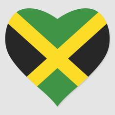 Shop Jamaica Flag Heart Sticker created by FlagAndMap. Romantic Scenes, Romantic Movies, Jamaican Art, Jamaica Flag, Flags Of The World, Writing Styles, National Flag, Icon Design, Slogan