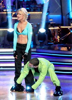 Dancing With The Stars Season 12 Spring 2011 Chelsea Kane and Mark Ballas