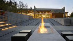 modern design, architecture, winery