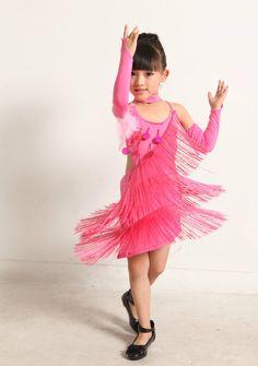 2015 nuevo estilo de vestidos de baile vestidos para niños vestido baile  latino competencia 262d6de368a