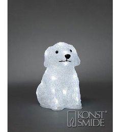 Konstsmide 6178-203 20-LED koiranpentu | Karkkainen.com verkkokauppa