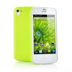 (M) 4 Inch Slim Android 4.2 Phone – Zinnia (G) (M) | Monastiraki Shop