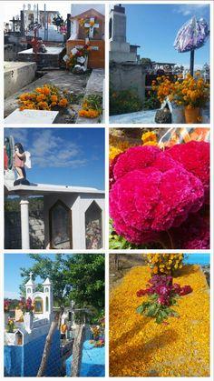 Todos los Santos en Copala Guerrero. All of Saint Days @Copala, Guerrero.