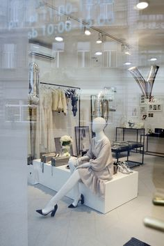 Butik Agaty Wojtkiewicz w Łodzi Fashion Boutique, Coat, Coats