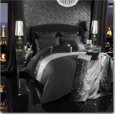 Total showstopping glam with kylie Minogue bedding from only £14 www.thecurtainbar.com