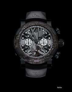 Romain Jerome Titanic DNA    @DestinationMars