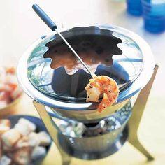 Shrimp Bouillabaisse Fondue by Cooking Light