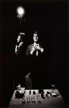 Dean Martin, 1971, photo by Terry O'Neill.