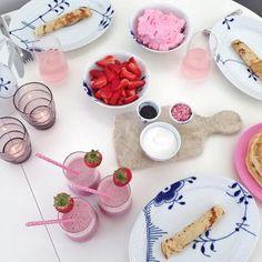 Delux Mor – Side 4 Smoothie, Sugar, Cookies, Fruit, Desserts, Food, Crack Crackers, Tailgate Desserts, Deserts