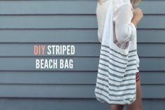 I needed a beach bag desperately for Hawaii. When I was browsing at Michaels, I saw this cotton tote bag which is more expensive than the normal canvas tote but soooo much softer and comfier. I thi...
