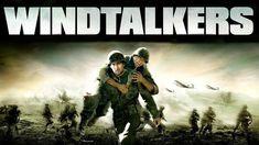 Szyfry wojny (2002) Windtalkers Film sensacyjny w reżyserii mistrza gatunku Johna Woo, którego akcja rozgrywa się w czasach II wojny światowej. Amerykański żołnierz, sierżant Joe Enders otrzymuje od swych przełożonych niezwykłe zadanie: ma za wszelką cenę chronić młodego Indianina z plemienia Nawaho. Do kodowania i przesyłania wiadomości, wojsko używa ojczystego języka szyfranta. Movies, Movie Posters, Poster, Films, Film Poster, Cinema, Movie, Film