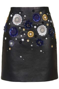 **Linard Mini Skirt By Unique