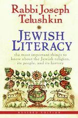 Jewish Literacy by Joseph Telushkin (Hardcover - Revised Ed.): booksamillion.com
