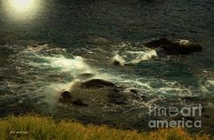 """""""Rushing Over the Rocks"""" ~ © 2015 RC deWinter ~ All Rights Reserved"""