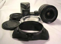 Mint Hasselblad XPan 30mm f5.6 Aspherical Panoramic Lens & Access. w/Cse LQQK NR #Hasselblad
