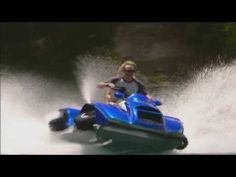 The Quadski is a four wheeler that transforms into a super fast jetski! | Roadtrippers