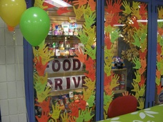 Western University Bookstore hosted a Food Drive for National Student Day (via Flickr.)