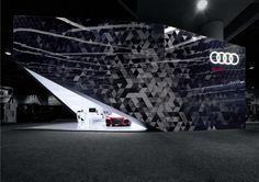 Secret Lab – Audi CES booth 2014