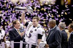 Who's elite now? Joe Flacco has taken some heat over the years, but nobody will ever be able to take this championship away from him.    Evan Vucci - AP Images