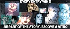 This is a cool contest, every entry is a winner