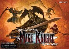 Mage Knight Board Game | Board Game | BoardGameGeek