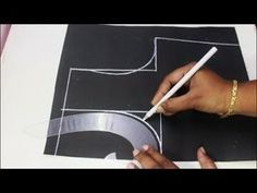 Lesson 1 - How to take body measurements for womens kurti /dress easy step by step - YouTube