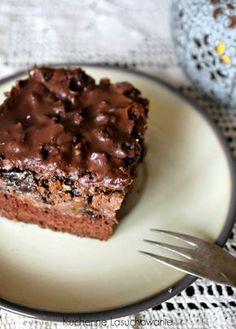 Kuchenne Łasuchowanie: Pijana śliwka Potica Bread Recipe, Cake Recipes, Dessert Recipes, Polish Recipes, Specialty Cakes, Cookie Desserts, Homemade Cakes, Christmas Baking, Cake Cookies