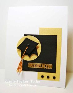 Hats Off by ltecler - Cards and Paper Crafts at Splitcoaststampers