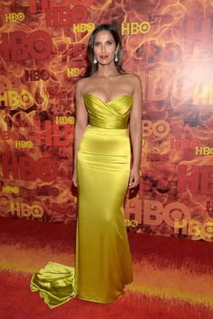 Lakshmi attends HBO's Official 2015 Emmy After Party