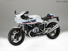 BMW R NINET Racer - RocketGarage - Cafe Racer Magazine