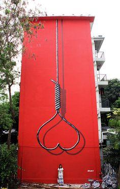 'Heart Noose' - China