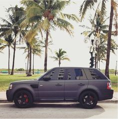 Range Rover Sport Matte Black