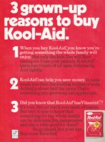 Kool-Aid With Vitamin C 1974 Ad Picture