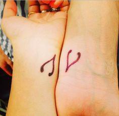 Rita Ora Reveals Wishbone Wrist Tat and Heart Pinky Tattoo in Instagram Pics! http://www.popstartats.com/rita-ora-tattoos/wrist-wishbone-finger-heart/