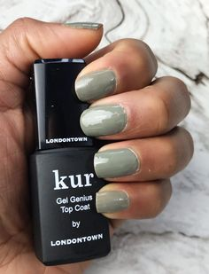 Get The Best At-Home Manicure with Londontown's Nail Polish Lakur - Puckerupbabe Purple Nail Polish, Natural Nail Polish, Best Nail Polish, Purple Nails, Natural Nails, Manicure At Home, Nails At Home, Toe Nails, Coffin Nails