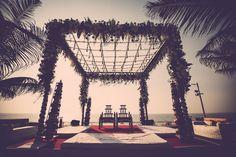 Simple Mumbai wedding with a fun filled Sangeet