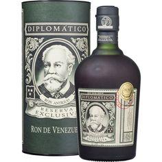 Ron Diplomático Reserva Exclusiva Rum from Caskers