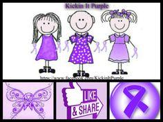 www.facebook.com/kickinitpurple