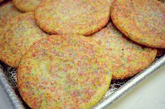 Great American Cookies Sugar Cookies Fresh #yum #cookie #cookies