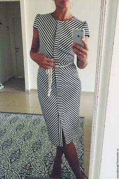 Платья ручной работы. Ярмарка Мастеров - ручная работа. Купить Платье в…  Casual Dresses 7d305e6b5