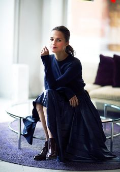 Alicia Vikander fashion ispiration