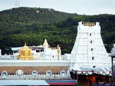 India has the world's largest  pilgrimage destination called the  Vishnu Temple the city of Tirupati.  About an average of 30,000 people  visit this temple donating about 6  million US dollars, everyday.....  BTDT