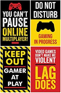Gaming Posters, Set of Inches, Video Game Artwork, Gamer Wall Art Android Wallpaper Rose, Iphone Wallpaper Off White, Video Game Bedroom, Video Game Rooms, Gamer Quotes, Fun Quotes, Gaming Posters, Gaming Wall Art, Video Game Posters