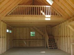 Beautiful Amish built interior. This would make a beautiful Tiny Home! Check It Out Here! Facebook - Follow Us Pinte...