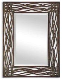 Uttermost Accessories Dorigrass Mirror 13707 at Hickory Furniture Mart